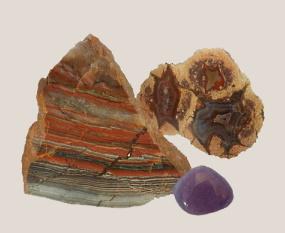 Mineralien aus Sachsen